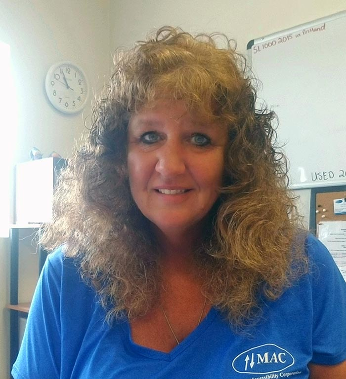 Cindy Lilley - Office Staff